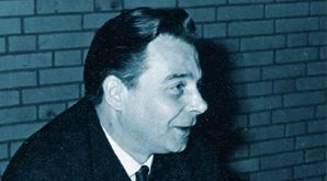 Braem, Gründer und Präsident des Freundeskreises, 1965, Tagung des VdÜ